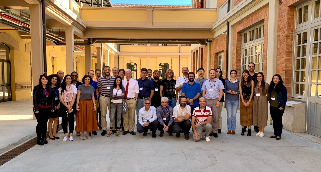 MED-GOLD team at the General Assembly 2019 in Cagliari